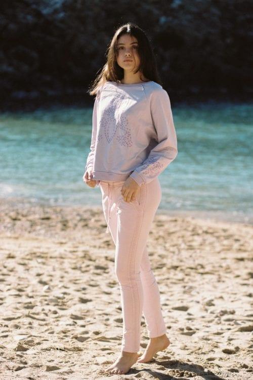 Skinny Trousers Joan - Pink